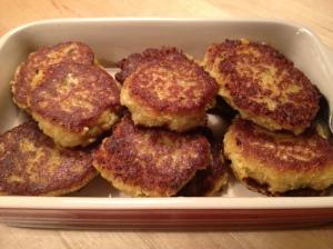 Kålletter - Kål koteletter med rødbederåkost